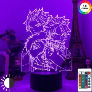 Lampe Fairy Tail Natsu x Sting