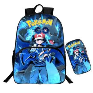 Sac A Dos Pokémon Mega Dracaufeu X