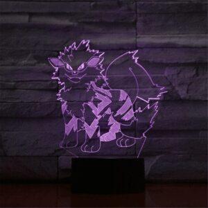Lampe Pokémon Arcanin