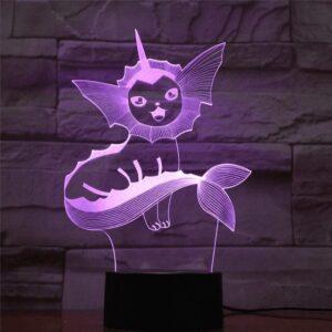 Lampe Pokémon Aquali