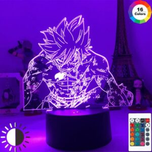Lampe Fairy Tail Grey Fullbuster