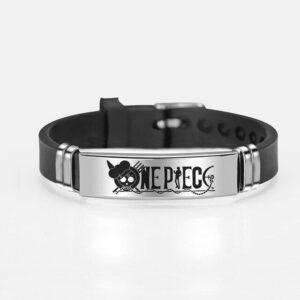Bracelet One Piece Jolly Roger Sanji