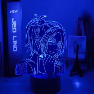 Lampe L'attaque Des Titans Hanji Zoe