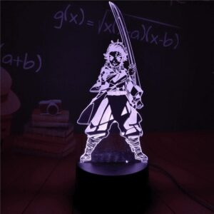 Lampe Demon Slayer Tanjiro Sword