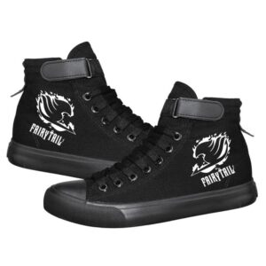 Chaussures Fairy Tail Écusson