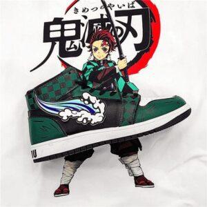 Chaussures Demon Slayer Tanjiro Pourfendeur de Démons