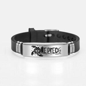 Bracelet One Piece Jolly Roger Nico Robin