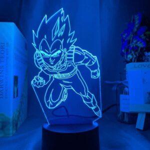 Lampe Dragon Ball Z Vegeta