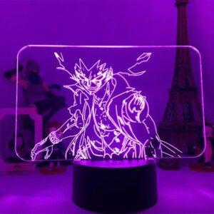 Lampe Fairy Tail Gajeel Redfox