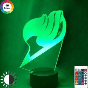 Lampe Fairy Tail Logo