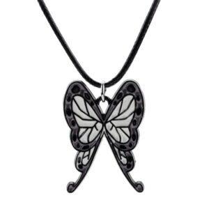Collier Demon Slayer Papillons Shinobu Kocho