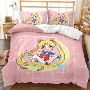 Housse De Couette Sailor Moon Neo Queen Serenity