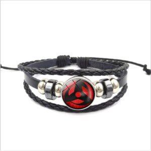 Bracelet Naruto Mangekyou Sharingan Obito