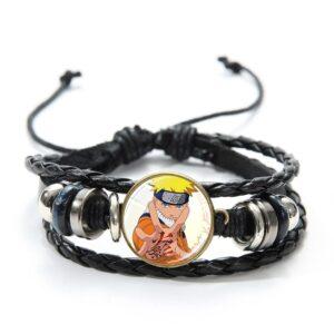 Bracelet Naruto Kanji