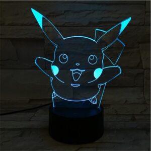 Lampe Pokémon Pikachu