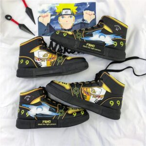 Chaussures Naruto Chakra Kyubi