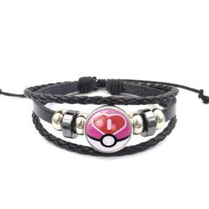 Bracelet Pokémon Love Ball