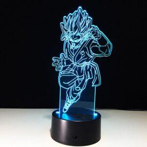 Lampe DBZ Goku Sūpā Saiya-jin