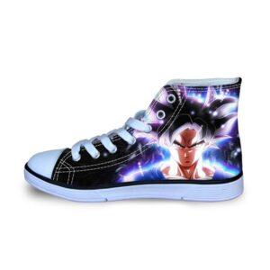 Chaussures DBS Goku Réflexe Transcendantal