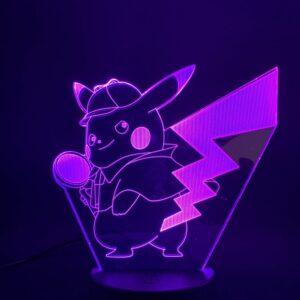 Lampe Pokémon Détective Pikachu