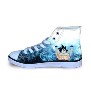 Chaussures Dragon Ball Z Goku Genkidama