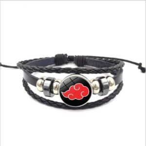 Bracelet Naruto Clan Akatsuki