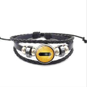 Bracelet Naruto Œil Mode Ermite