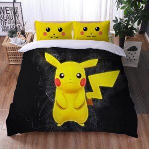 Housse De Couette Pokémon Pikachu