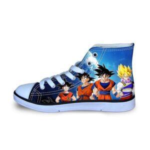 Chaussures Dragon Ball Z All Goku