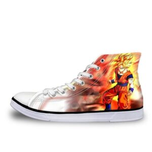 Chaussures Dragon Ball Z Goku Super Saiyan