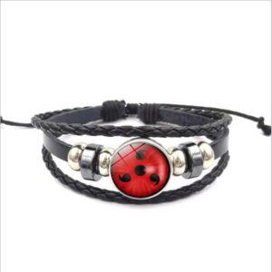 Bracelet Naruto Sharingan