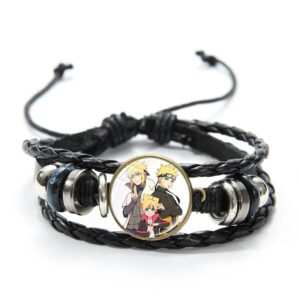Bracelet Naruto Famille Uzumaki