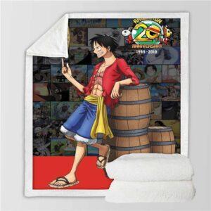 Plaid One Piece 20th Anniversary