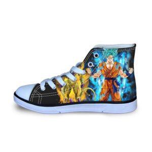 Chaussures Dragon Ball Super Goku x Freezer