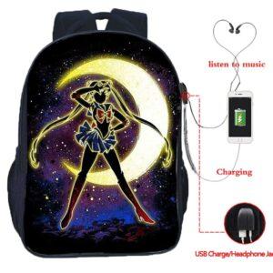 Sac A Dos Sailor Moon Usagi Tsukino