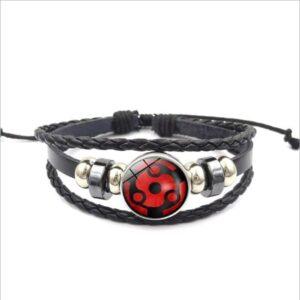 Bracelet Naruto Mangekyou Sharingan Éternel Madara
