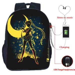 Sac A Dos Sailor Moon Princess Serenity