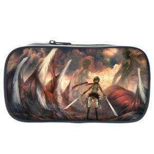 Trousse L'attaque Des Titans Mikasa vs Titan