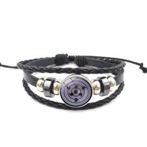 Bracelet Naruto Rinnegan Mangekyou Sharingan