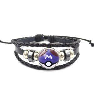 Bracelet Pokémon Master Ball