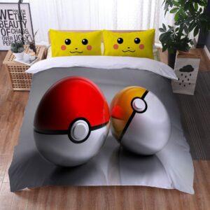 Housse De Couette Pokémon Pokéball
