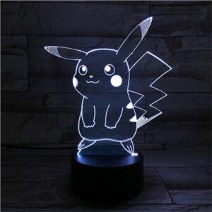 Lampe Pokémon PikaPika