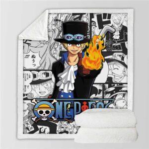 Plaid One Piece Sabo