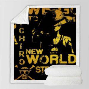 Plaid One Piece New World
