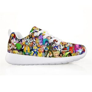 Chaussures Dragon Ball Z Personnage