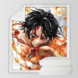 Plaid One Piece Hiken No Ēsu