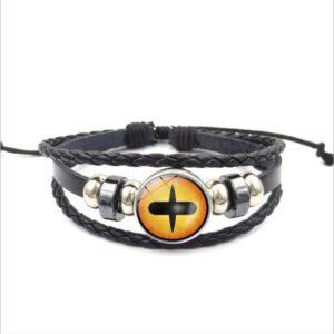 Bracelet Naruto Œil de l'Ermite Rikudo