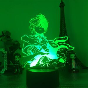 Lampe My Hero Academia Shoto