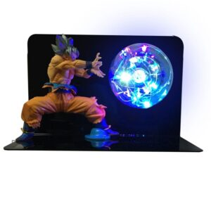 Lampe Dragon Ball Super Goku Ultra Instinct
