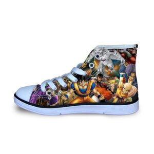 Chaussures Dragon Ball Crossover
